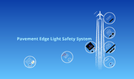 2015 Pavement Edge Light Safety System