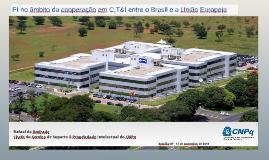Seminário PI Acordos Brasil-UE
