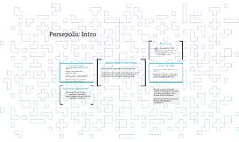 Persepolis: Intro