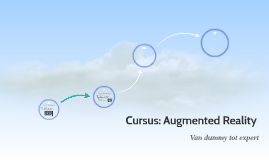 Cursus: Augmented Reality
