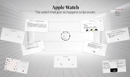 NPP Presentation: Apple Watch