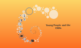 Young People  and the 1960s