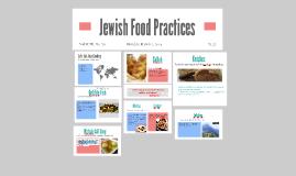 Jewish Food Practices