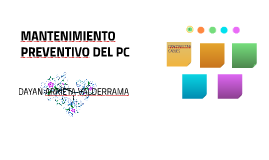 MANTENIMIENTO PREVENTIVO DEL PC