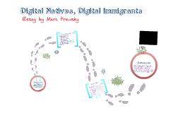 Digital Natives by Marc Prensky