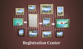Registration Center