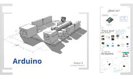 Arduino Exposición