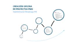 IMPLEMENTACIÓN OFICINA DE PROYECTOS - PMO