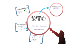 Copy of Copy of WTO - Welthandelsorganisation