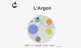 L'Argon