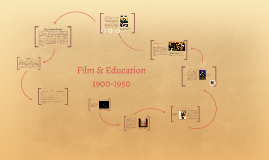 Film & Education: 1900-1950
