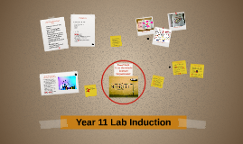 Lab induction lesson