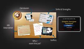 Graphic Designer Assistant