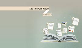 The Literary Essay
