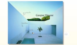 Gaspar House