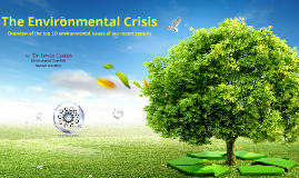 Short_The Environmental Crisis