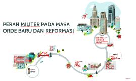 Copy of PERAM MILITER PADA MASA ORDE BARU DAN REFORMASI