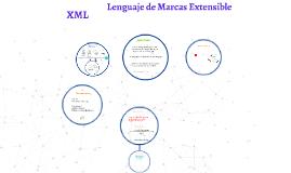 ¿QUE ES UN XML?