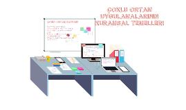 Copy of Çoklu ortam tasarımı-Ünite 1