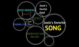 JOSIE NORRISH