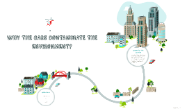 WHY THE CARS CONTAMINATE THE EVIRONMENT