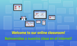 Welcome to our digital classroom!