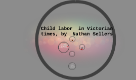 Copy of Child labor  in Victorian times, by  Nathan Sellers