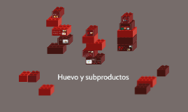 Copy of Huevo y subproductos