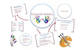 Copy of Arte Educacion