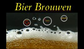 Bier brouwen