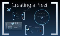 Copy of Creating a Prezi