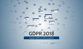 GDPR 2018 (1 HOUR)
