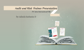 Audit and Risk Trainee Presentation