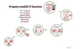Progetto modelli di business