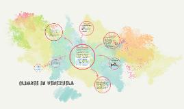 Copy of Climate In Venezuela