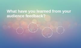 Question 3 Evaluation
