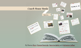 Coach House Books