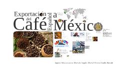 Importacion del Café Español a México