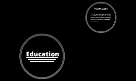 History Chapter 15: Education
