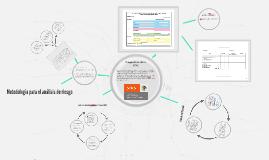 Metodología para el análisis de riesgo