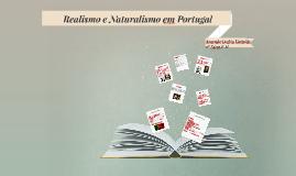 Naturalismo e Realismo em Portugal