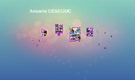 Anuario CESCIJUC