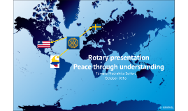Rotary Sweden 11.2016