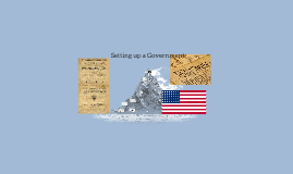 Setting up a Government