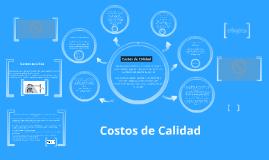 Copy of Costos de Calidad