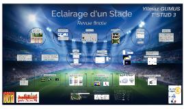 Eclairage de Stade