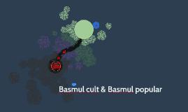 Basmul cult&Basmul popular
