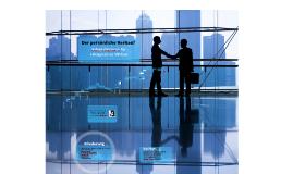 Persönlicher Verkauf - Erfolgsfaktoren für erfolgreiches Wirken