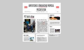 ADVERTISING & FUNDRAISING PROPOSAL PRESENTATION