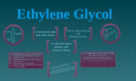 Copy of Ethylene Glycol
